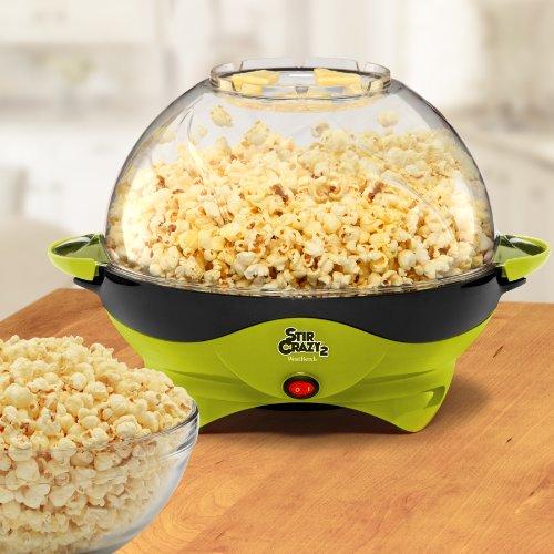 West Bend Stir Crazy Popcorn Maker review
