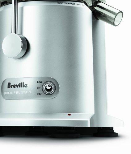 Breville JE98XL Juice Fountain Plus 850-Watt Juice Extractor Review 2016