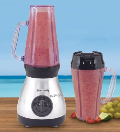 Back to Basics Smoothie Maker review