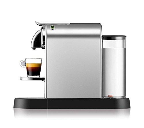 Nespresso Citiz C111 Espresso Machine with milk frother review