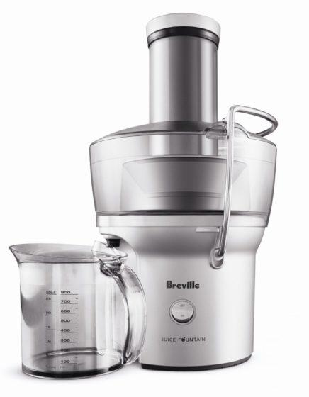 Breville BJE200XL Compact Juice Fountain 700-Watt Juice Extractor review