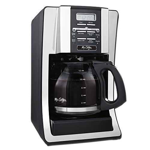 Mr. Coffee Programmable Coffeemaker Review