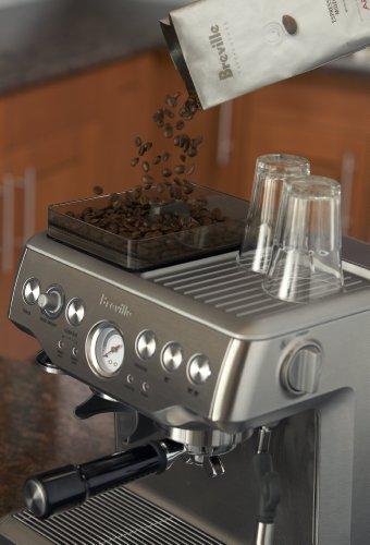 Breville Barista Express BES860XL espresso machine