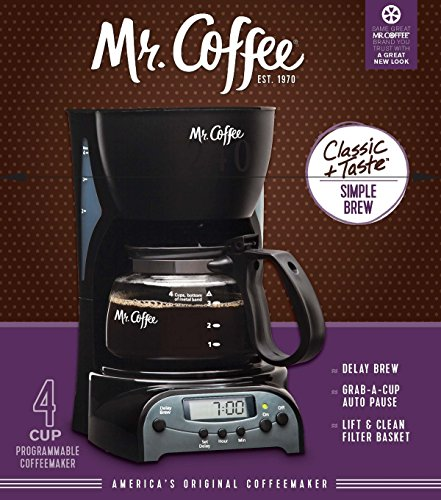 Mr. Coffee Coffeemaker Review