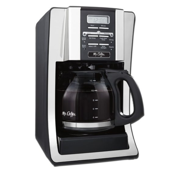 Mr. Coffee BVMC-­SJX33GT 12-­Cup Programmable Coffeemaker Review