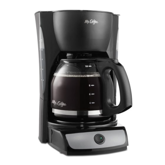 Mr. Coffee CG13 12­Cup Switch Coffeemaker